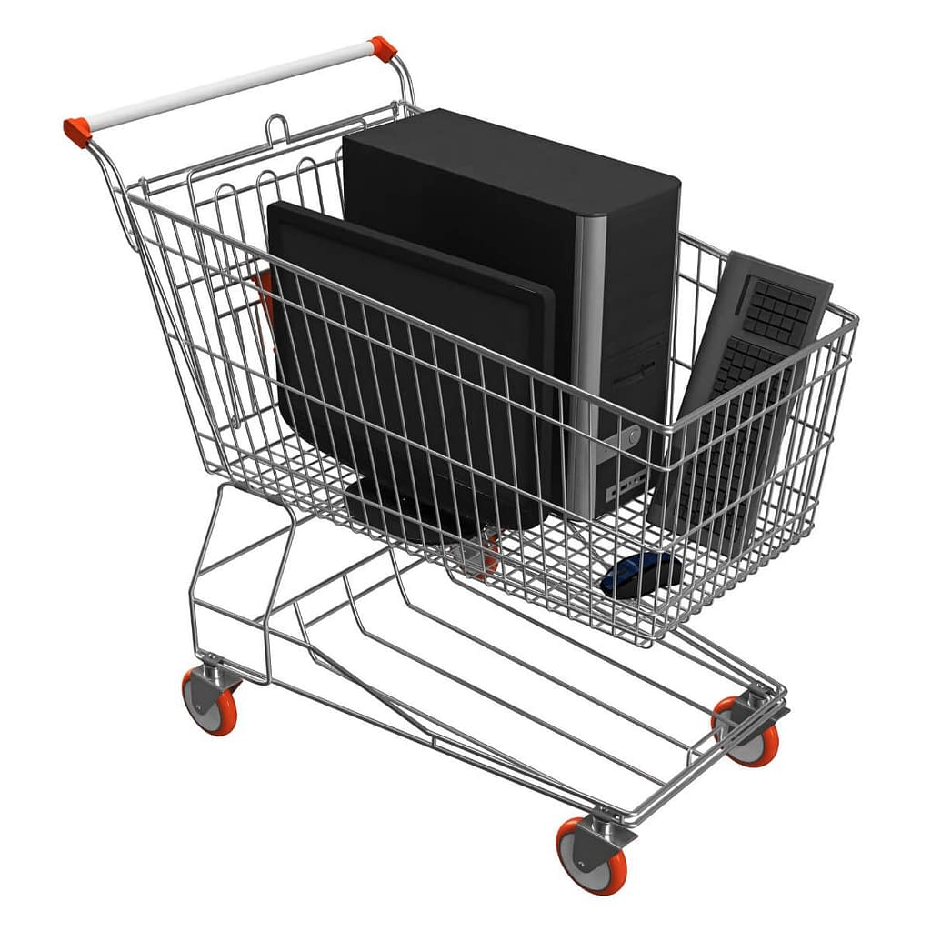 IT Shopping Cart