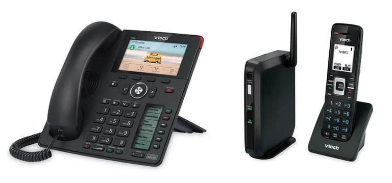 VTech Front Desk and office phones