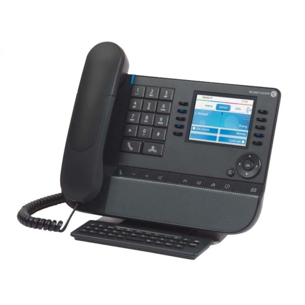 Alcatel-Lucent 8058s IP Phone Image