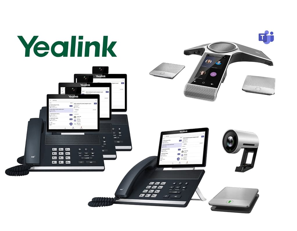 Yealink Hardware for Microsoft Teams