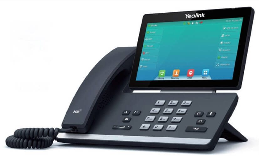 Yealink T57 Business IP Phone Image