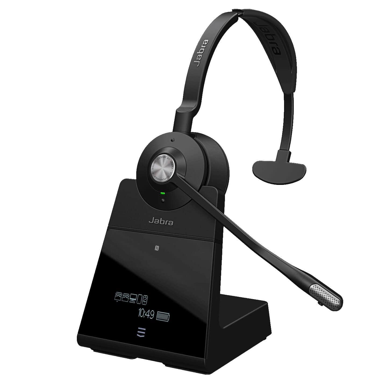 Jabra Engage 75 wireless headset [mono] Image
