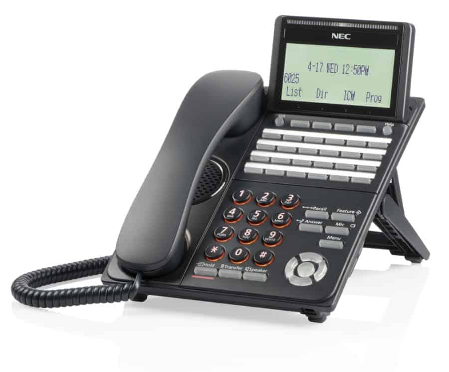 NEC DT530 24-button Digital Phone Image