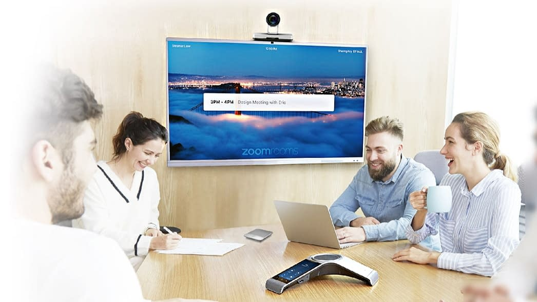 Yealink Integration with Zoom Meetings