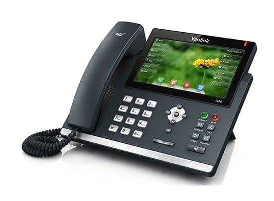 Yealink SIP T48G IP Phone Image