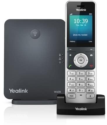Yealink W60P Wireless IP Phone Image