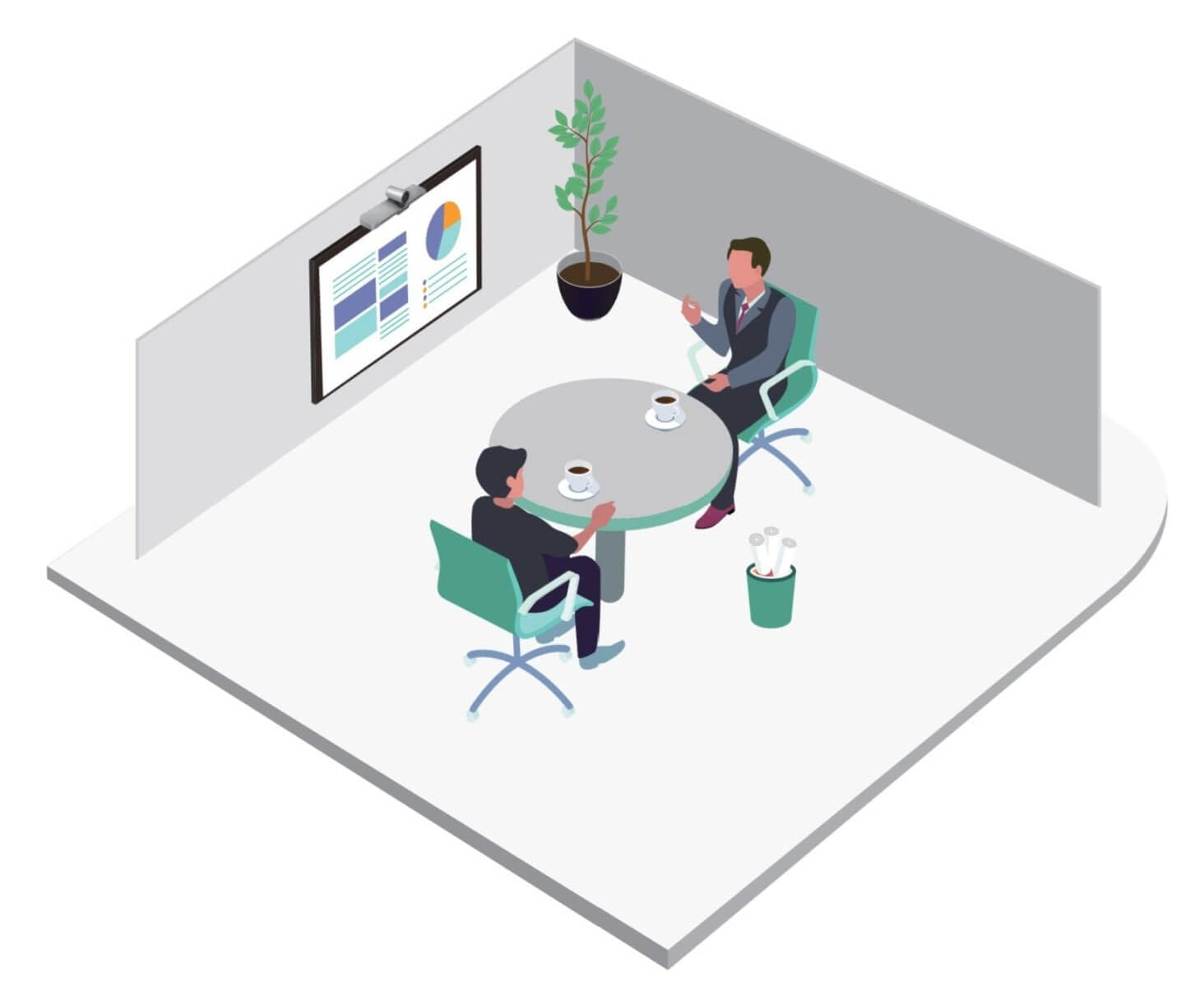 Yealink small room video conferencing