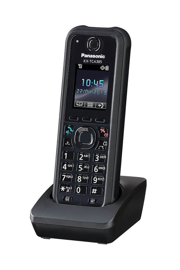 Panasonic KX-TCA385 DECT Phone Image