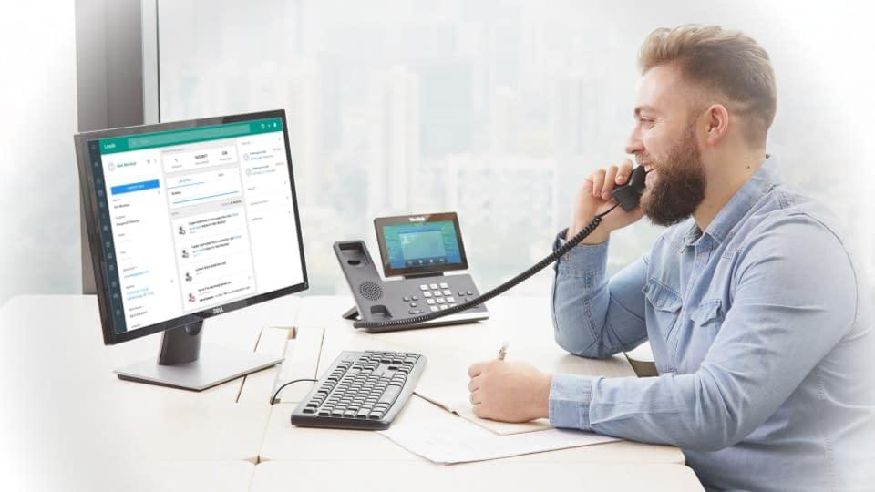 CRM Phone System Integration
