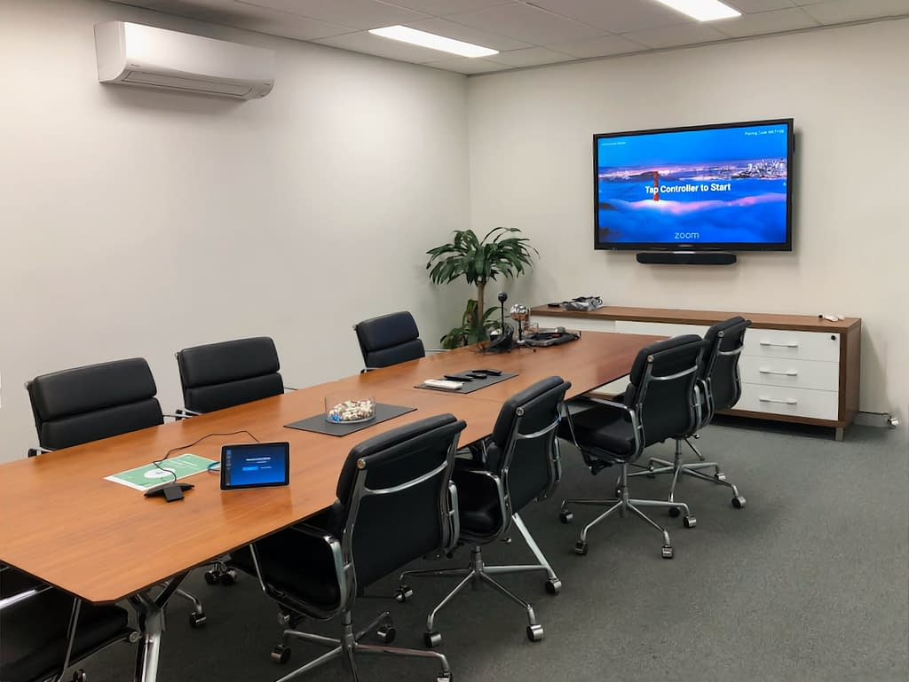 Video Conferencing installation in Melbourne